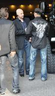 Paul Dj Pauly D Delvecchio Leaving Toronto Hotel To Present At The 2010 Muchmusic Video Awards.