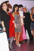Caroline Manzo, Teresa Giudice and cast Opening night...