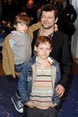 Andy Serkis and family 'Nanny McPhee And The...