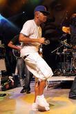 Rapper Nas and Nas
