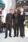 Shia LeBeouf, Josh Brolin and Carey Mulligan 'Wall...