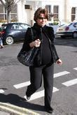 A Heavily Pregnant Natasha Kaplinsky