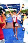 Triathlete Jenny Fletcher