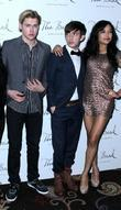 Kevin McHale, Glee, Las Vegas, Naya Rivera, The Bank nightclub
