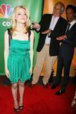Gillian Jacobs and Chevy Chase