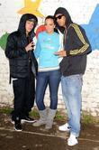 N-Dubz and Taio Cruz