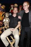 Neil Patrick Harris and Patrick Bristow
