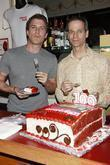 Patrick Heusinger and Patrick Breen Party to celebrate...