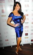 Lizzie Cundy,  at the 'How To Cook...