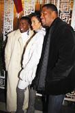 Michael Strahan, Nicole Murphy and Norwood Young