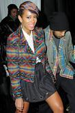 Solange Knowles and Naomi Campbell