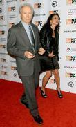 Clint Eastwood and wife Dina Eastwood  48th...