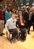 David Weir, Tatyana McFadden, Men's and Women's weelchair...