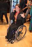 Tatyana McFadden, Women's Wheelchair winner...
