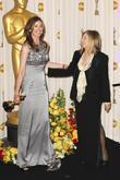 Kathryn Bigelow and Barbra Streisand