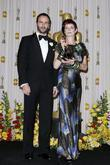 Tom Ford and Sandy Powell
