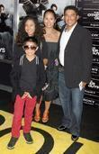 Nicholas Turturro and family