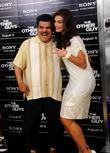 Luis Guzman and Brooke Shields
