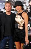 Rob Thomas and wife Marisol Thomas New York...