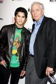 Boo Boo Stewart and Garry Marshall