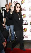 Ozzy Osbourne  Ozzy Osbourne signs copies of...