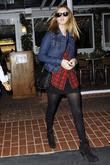 Nicky Hilton and her sister leave Fred Segal in Hollywood