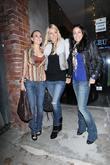 Paris Hilton, Bleu and Brooke Mueller