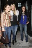 Brooke Mueller, Bleu and Paris Hilton