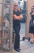 Paul Weller and Jimmy Kimmel