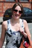 Actress Paula Lane and Coronation Street
