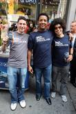 Pedro Martinez poses with Gillette Fusion ProGlide summer...