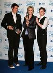 Cory Monteith, Chris Colfer, Jane Lynch, People&#039