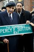 file photos percy sutton has died at the age of 89