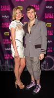 Diana Vickers and Perez Hilton