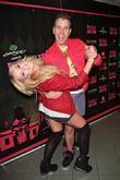 Lacey Schwimmer and Perez Hilton