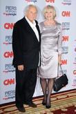 Michael Winner, CNN and Piers Morgan
