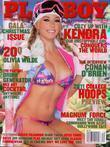 Kendra Wilkinson appears on the cover of the...