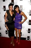 Michelle Williams and Laytoya Luckett