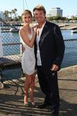 Ashley Jones, Winsor Harmon Power Players Celebrity Cruise...