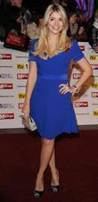 Holly Willoughby at Pride Of Britain Awards at...