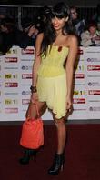 Jameela Jamil at Pride Of Britain Awards at...