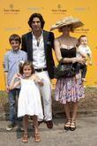Nacho Figueras during the 3rd annual Veuve Clicquot Polo Classic on Governors Island