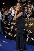 Alexa Dixon '40 Principales' 2009 Awards ceremony at...