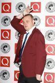 Al Murray The Q Awards 2010 - Arrivals...