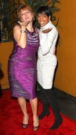 Regina King and Lina Fabrizio