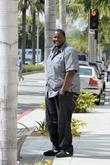 Quinton Aaron Who Played Baltimore Ravens Nfl Offensive Tackle Michael Oher In The 2009 Film