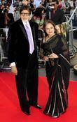 Amitabh Bachchan and Wife