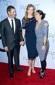 Aaron Eckhart, Nicole Kidman and Sandra Oh