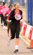 Angela Griffin The 2010 Race For Life for...