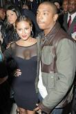 Adrienne Bailon and Ja Rule The Grand Opening...